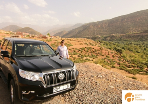 Private Transfers Morocco Desert Sans Fronteres Anamas